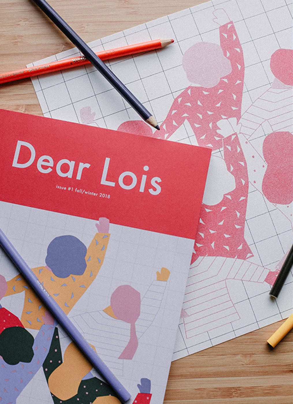 Dear Lois Issue #1