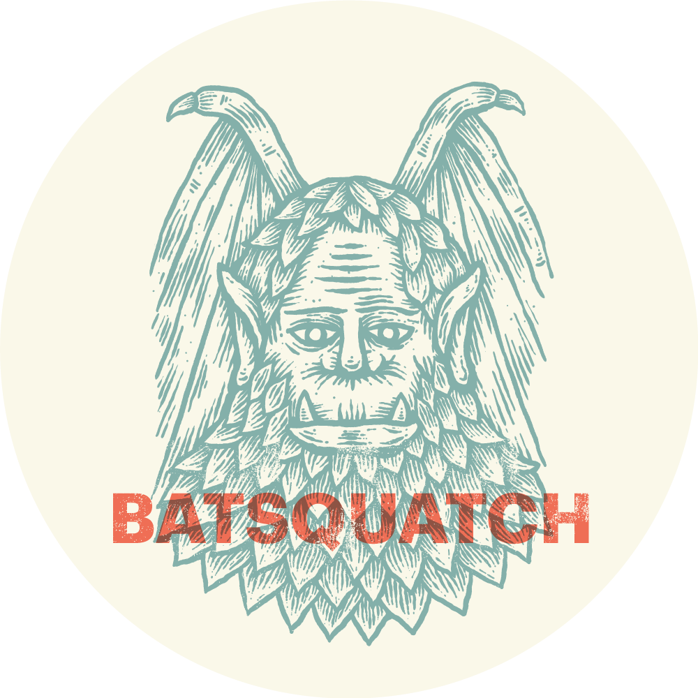 Batsquatch_coaster_front